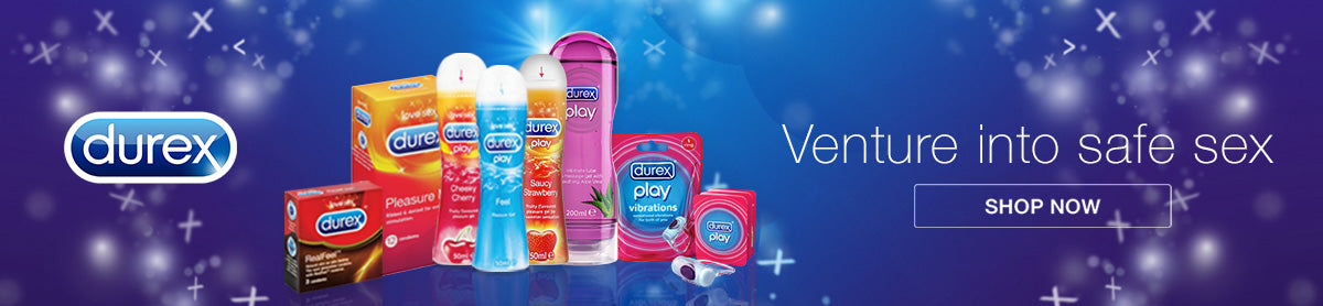 Durex Range of Products - Cantomart.co.za