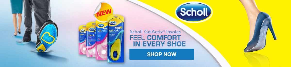 Scholl Foot Care Range - Cantomart.co.za