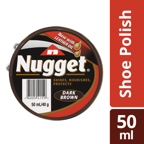 Nugget Dark Brown - 50 ml - Cantomart.co.za