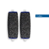 Scholl Velvet Head Roller Head Regular Coarse With Diamond Crystals - Cantomart.co.za