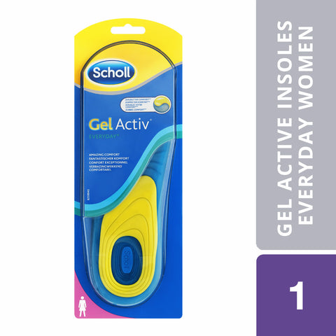Scholl GelActiv® Everyday Women - Cantomart.co.za