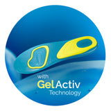 Scholl GelActiv™ Work Male Insoles - Cantomart.co.za