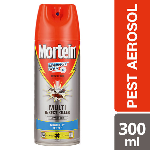 Mortein Energyball Odourless Aerosol  - 300 ml - Cantomart.co.za