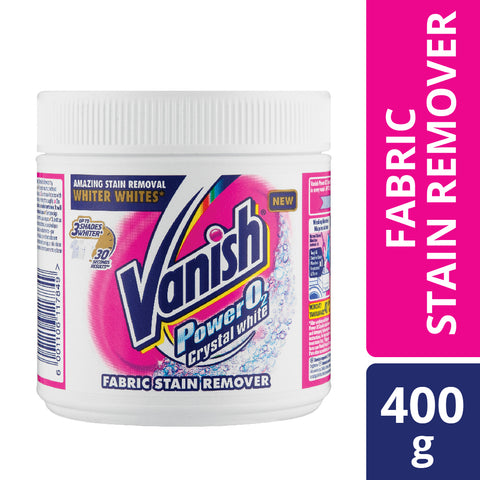 Vanish Crystal Whites - 400g - Cantomart.co.za