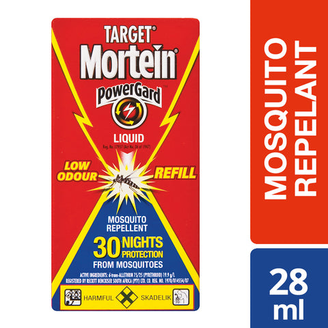 Mortein 30 Night Liquid Refill - 28ml - Cantomart.co.za