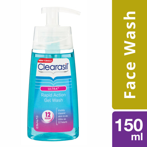 Clearasil Ultra Scrub - 150ml - Cantomart.co.za