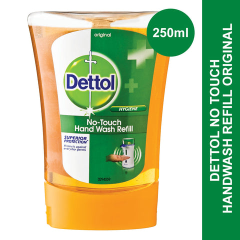 Dettol No Touch Handwash Refill Original - 250ml - Cantomart.co.za