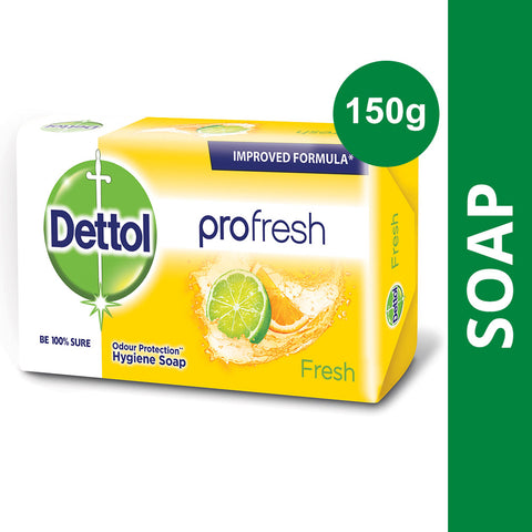 Dettol Soap Profresh Fresh - Cantomart.co.za