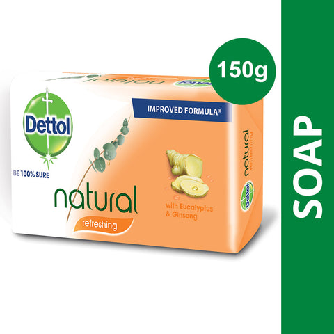 Dettol Soap Refreshing - Cantomart.co.za