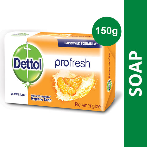 Dettol Soap Proskin Re-Energize - Cantomart.co.za