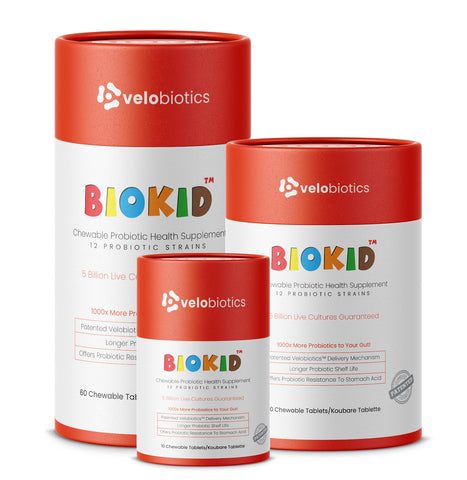 BioKid Probiotic Chewable Tablets for Children - Cantomart.co.za