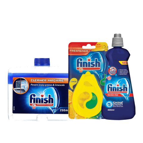 Finish Dishwasher Bundle Triple-Bundle - Cantomart.co.za