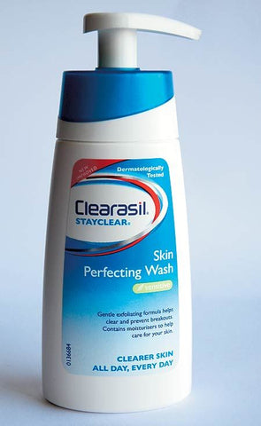 Clearasil Skin Perfecting Face Wash - 150ml - Cantomart.co.za