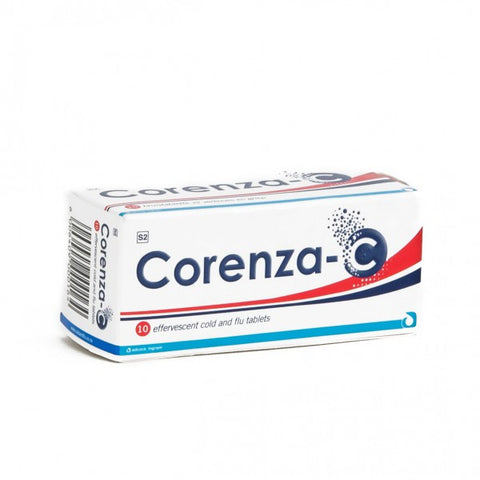 Corenza C 20 Effervescent Tablets - Cantomart.co.za