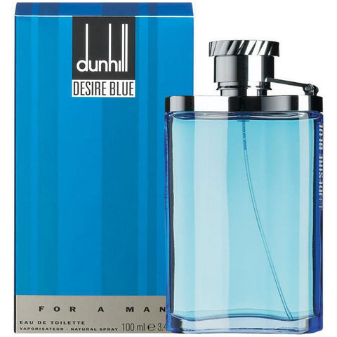 Dunhill Desire - Blue for Men Eau de Toilette Spray - Cantomart.co.za