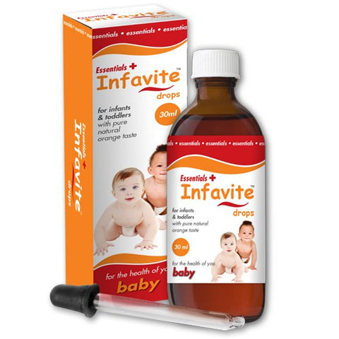 ESSENTIALS Infavite Drops (30mls) - Cantomart.co.za