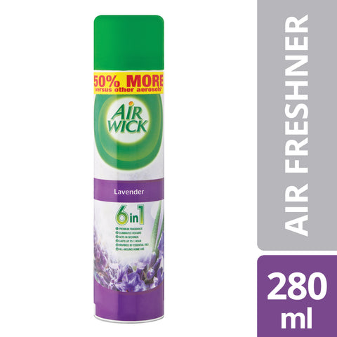 Airwick Air Freshner Lavendar - 280ML - Cantomart.co.za