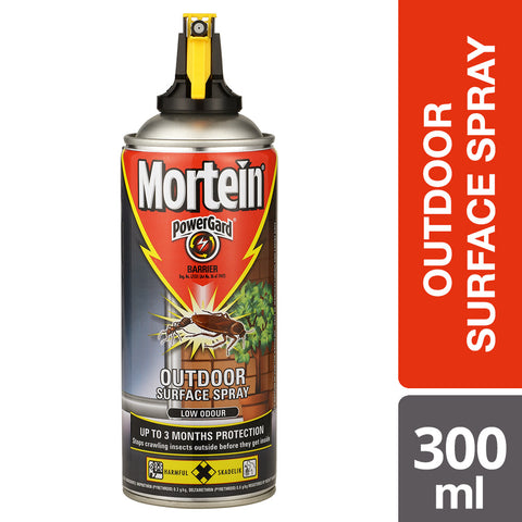 Mortein Barrier Outdoor Surface Spray - 300ml - Cantomart.co.za