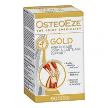 Osteoeze Gold 90 Capsules - Cantomart.co.za