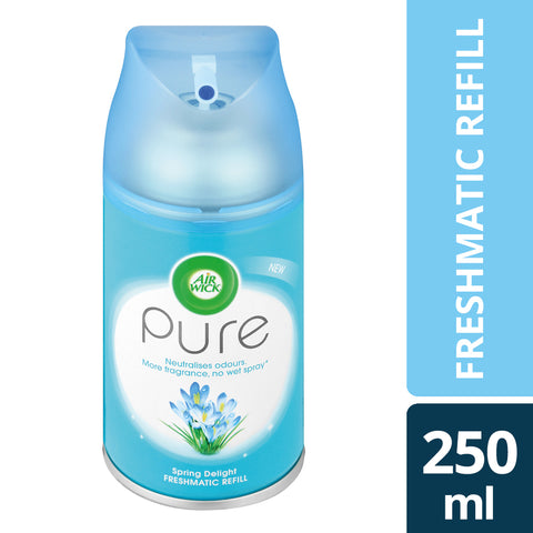 Airwick Pure Freshmatic Refill Spring Delight - 250ML - Cantomart.co.za