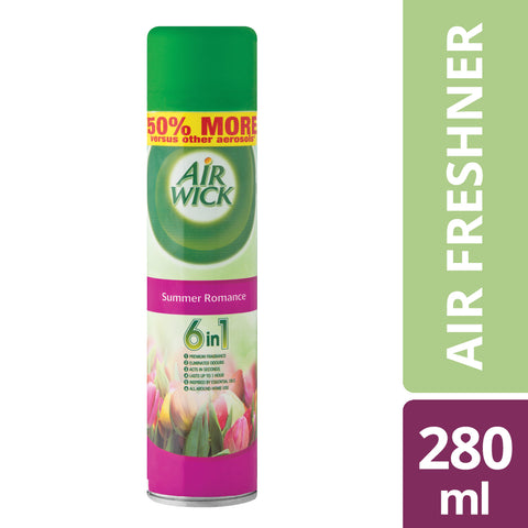 Airwick Air Freshner Summer Romance - 280ML - Cantomart.co.za