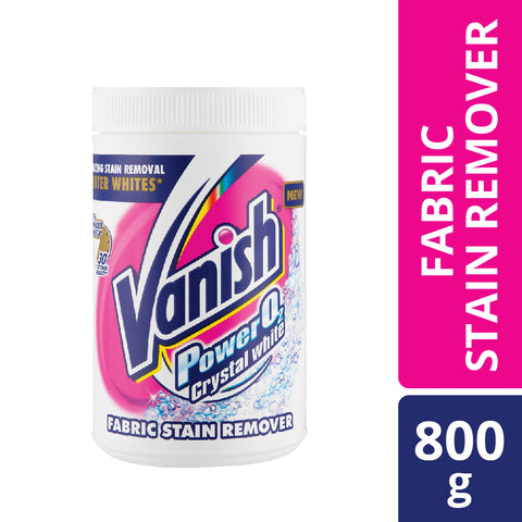 Vanish Crystal Whites - 800g - Cantomart.co.za