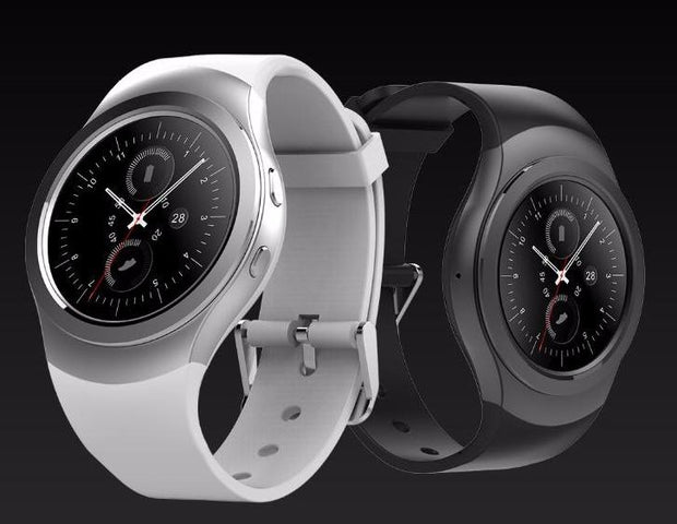 Rotating Bezel Smart Watch