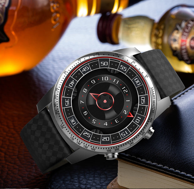 The King - iOS and Android GPS smartwatch
