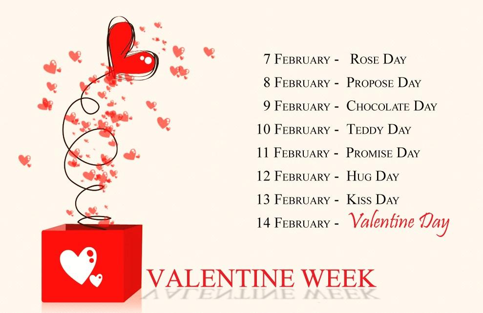 How to Make All the Days of Valentine Week Special for Your Lover