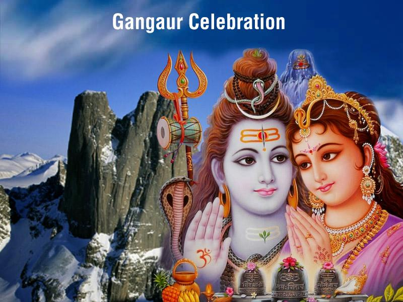 Rejoice Upcoming Gangaur Festival and Puja with Great Fanfare