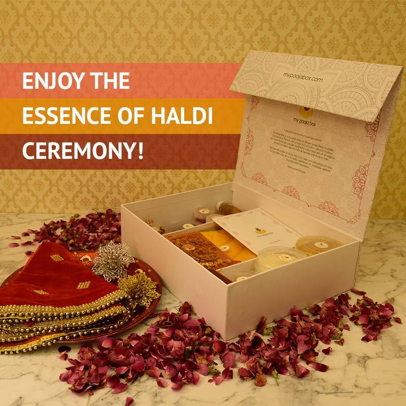 Haldi Ceremony - The Essence of Hindu Weddings You Shouldn't Miss