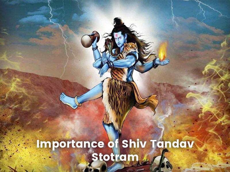 Shiv Tandav Stotram Lyrics and Importance You Shouldn't Miss!
