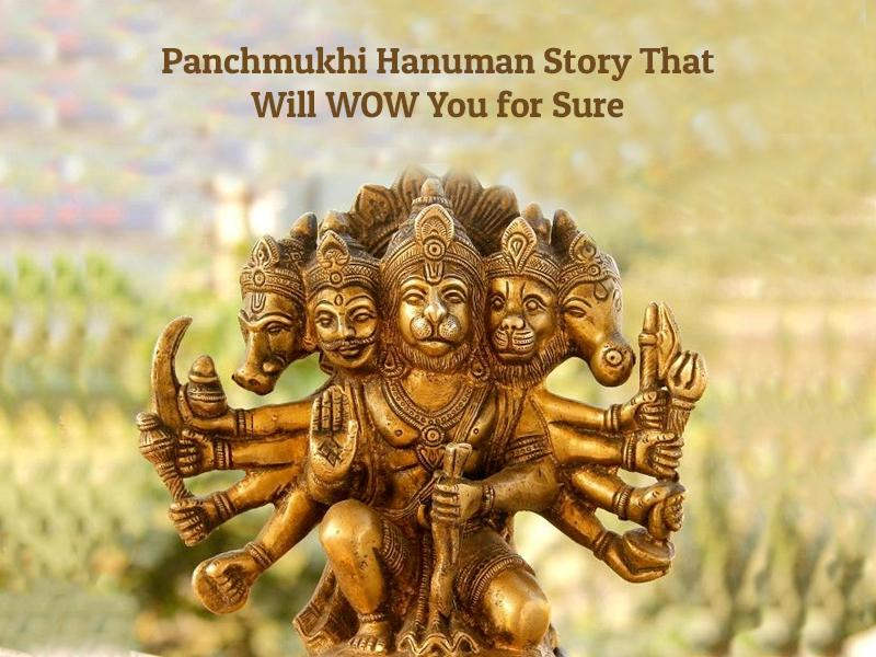 Panchmukhi Hanuman Story That Will WOW You for Sure