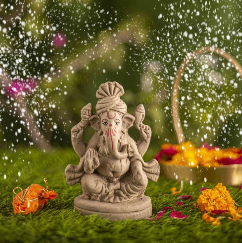 Importance Of Eco-Friendly Ganesha