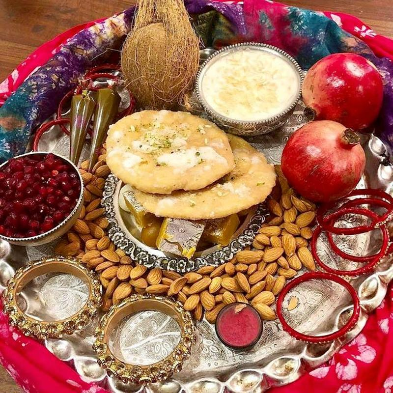 What is Sargi in Karva Chauth? What are Important Items in a Sargi Thali?