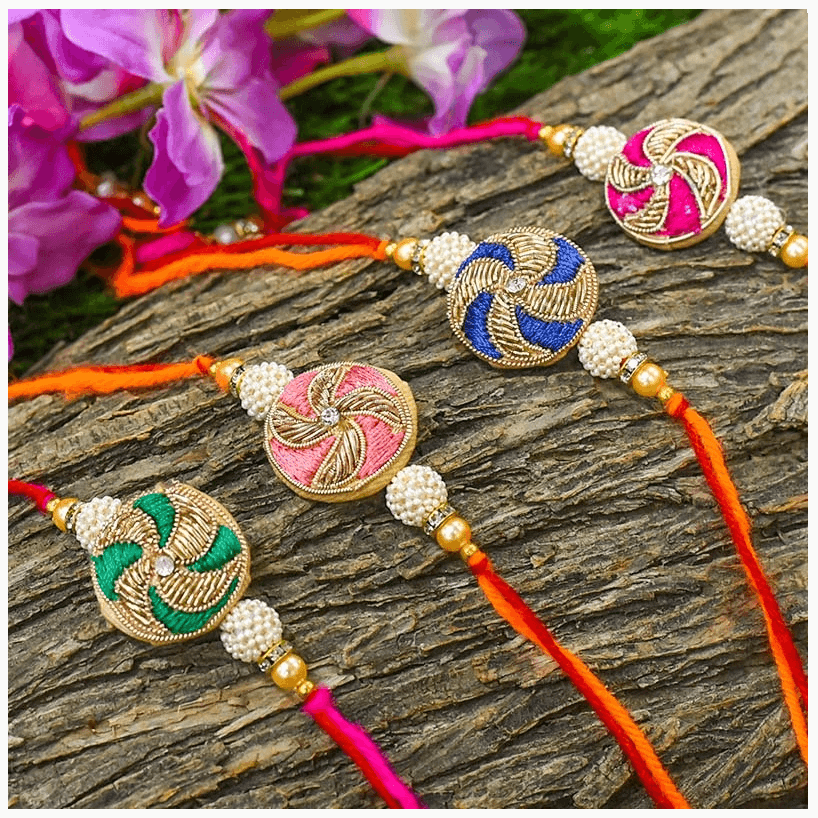Don't Miss Out On The Latest Rakhi Designs For Your Brother