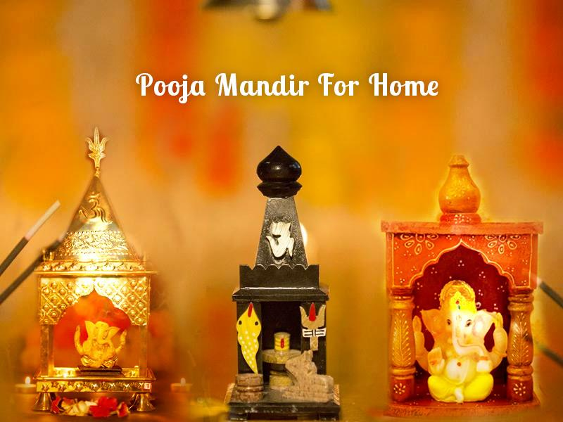 5 Pooja Mandir for Home that You Should Definitely Have