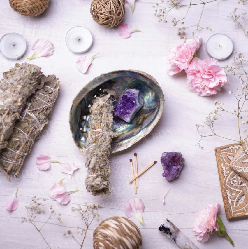 """Cleanse Your Home"""" Sage Sticks"""