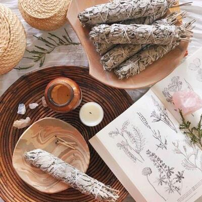 Cleanse Your Home Sage Sticks