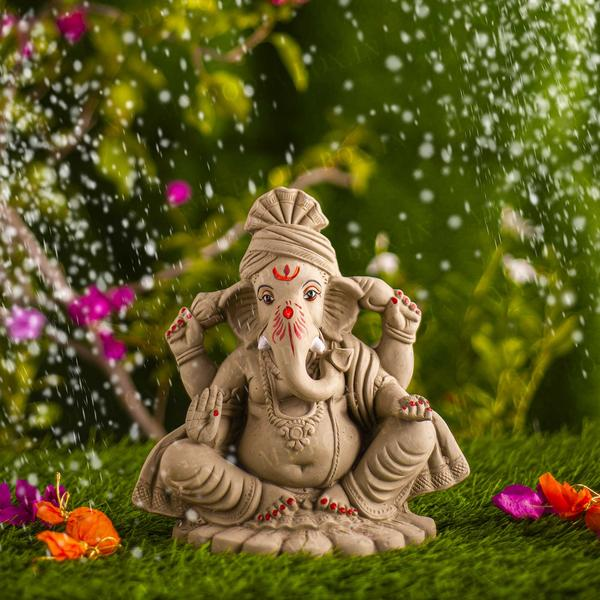 Eco-Friendly Ganesha