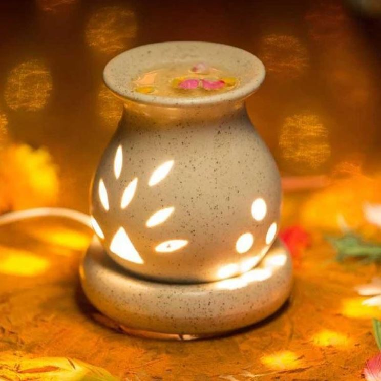 Handcrafted Ceramic Pot Aroma Diffuser