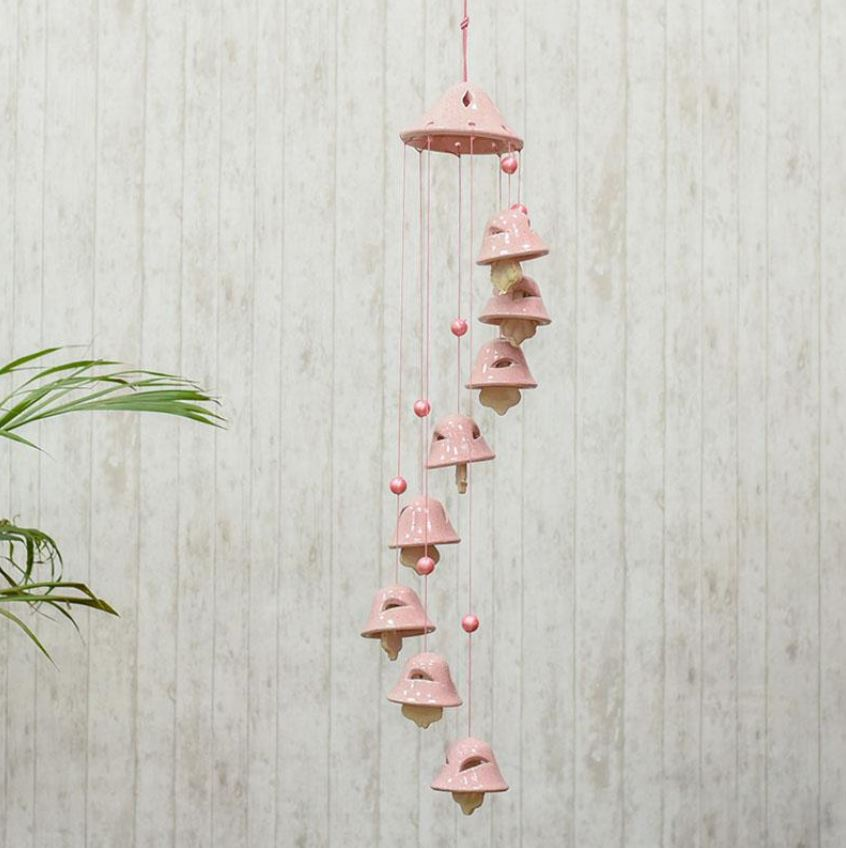 Handcrafted Ceramic Wind Chime