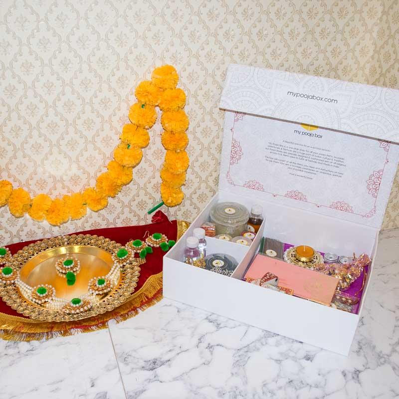 Mehendi Ceremony Box