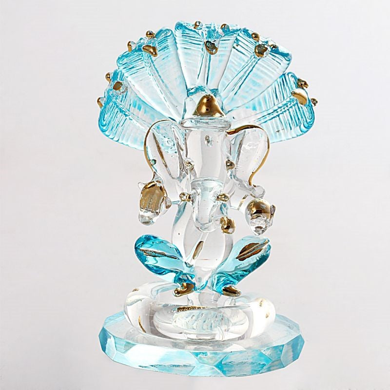 is crystal ganesha idol is good for Your home?