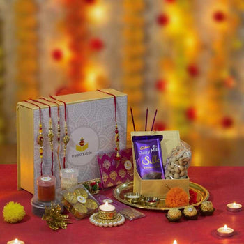Exclusive Family Raksha Bandhan Box