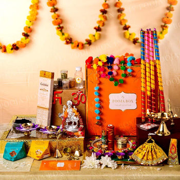 My Durga Pooja Box