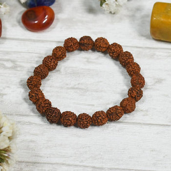 Panchmukhi Five-Face Rudraksha Band