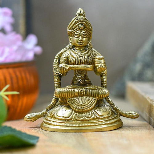 Antique Annapurna Devi Idol