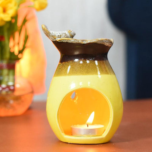 Antique Bird T light Aroma Diffuser
