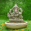 8INCH Achyuth Eco-Friendly Ganpati | Plant-A-Ganesha